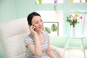 電話・女性_ss