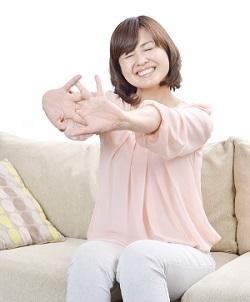 伸び・女性_ss