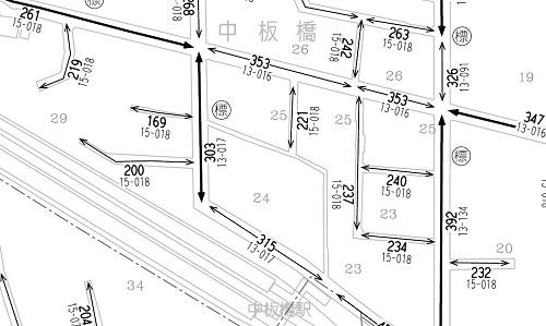 【拡大】固定資産税路線価(板橋区)_m