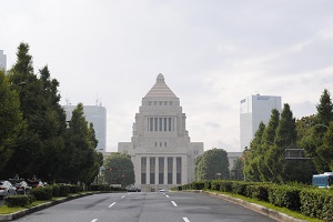 国会議事堂正面_s