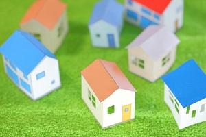 たくさんの住宅・模型_s