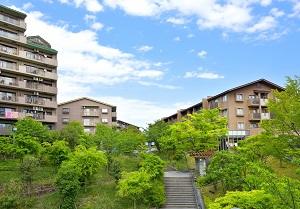 緑・住宅・マンション・良好な住環境_s