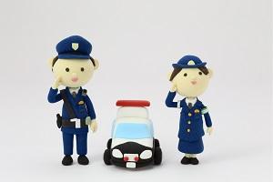 交番・警察官・パトカー・お巡りさん_s
